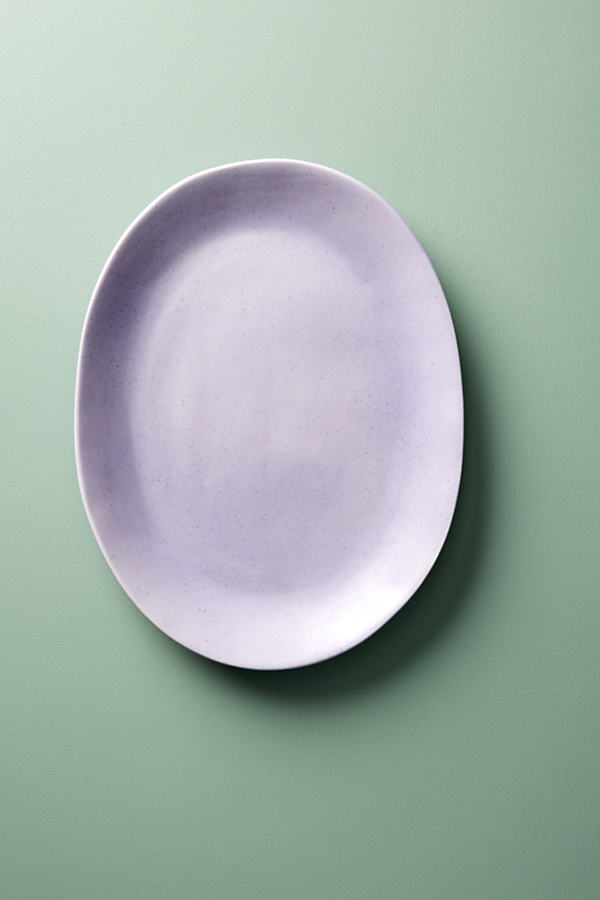 Colour Study Serving Board - Lilac, Size M