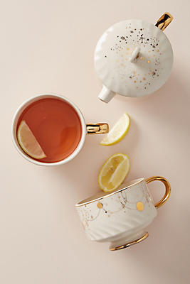 Slide View: 1: Celine Tea for Two Set