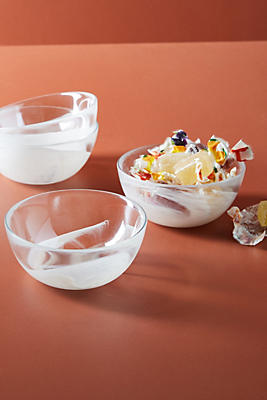 Slide View: 2: Posie Nut Bowls, Set of 4