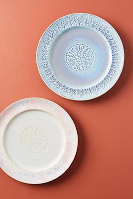 Slide View: 3: Arendelle Dessert Plate