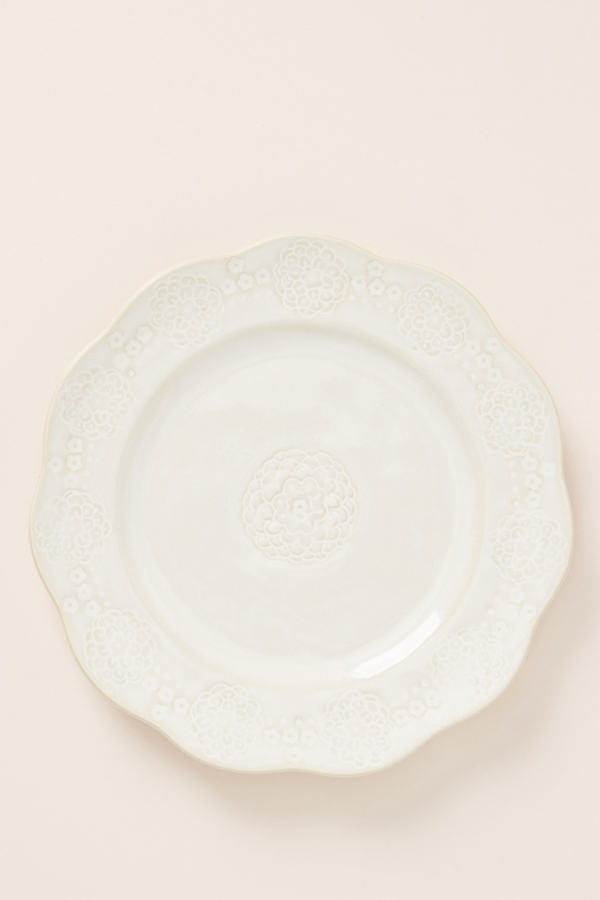 Veru Side Plate - White, Size Salad