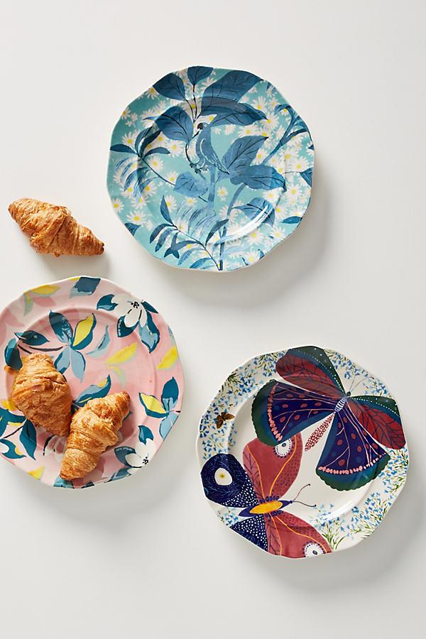 Paule Marrot Dessert Plate - Assorted, Size Dst Plate