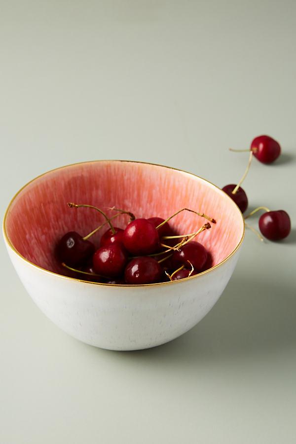 Perasima Bowl - Pink, Size Bowl