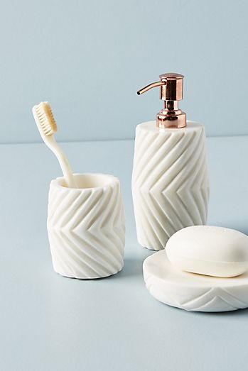 Bathroom Decor Accessories And Linens Anthropologie