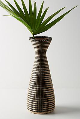 Slide View: 3: Woven Aurora Vase