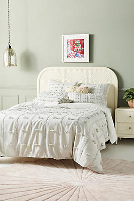 Slide View: 1: Embellished Tilly Duvet Cover