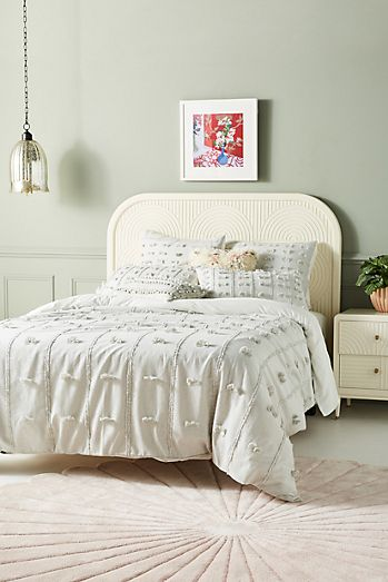 Embellished Tilly Duvet Cover