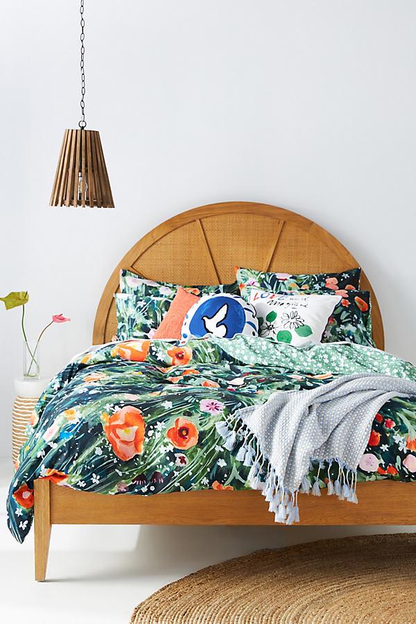 Holly Organic Cotton Duvet Cover