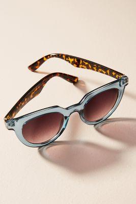 Lois Sunglasses  -    Tortoise