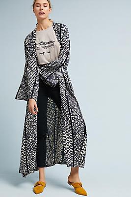 Slide View: 1: Oden Kimono