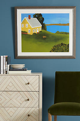 Slide View: 1: American Landscape Wall Art