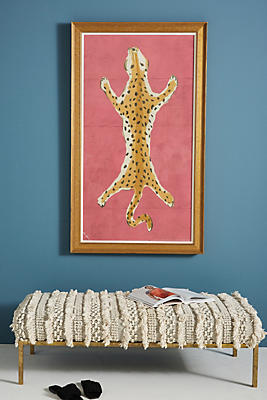 Slide View: 1: Leopard Series Wall Art
