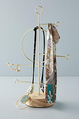 Slide View: 1: Ursa Jewelry Stand