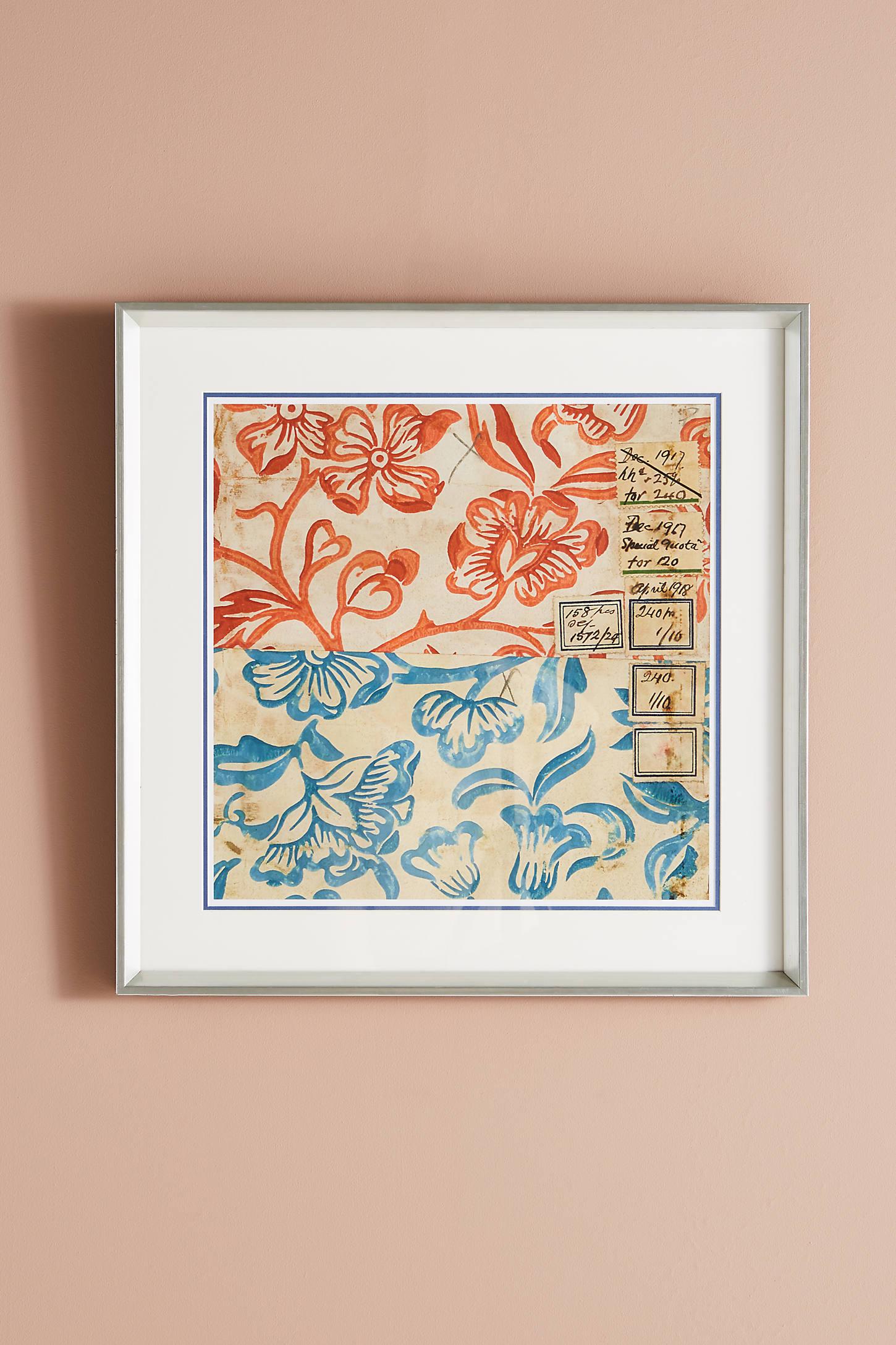Archival William Morris Wall Art