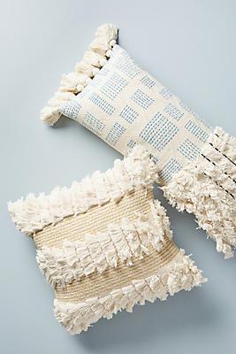 Slide View: 3: Tasseled Eden Pillow