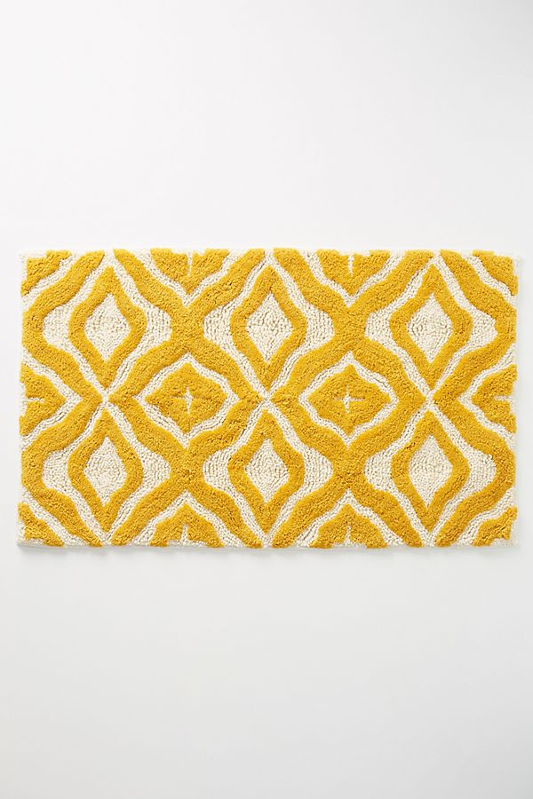 Slide View: 1: Tufted Cabello Bath Mat