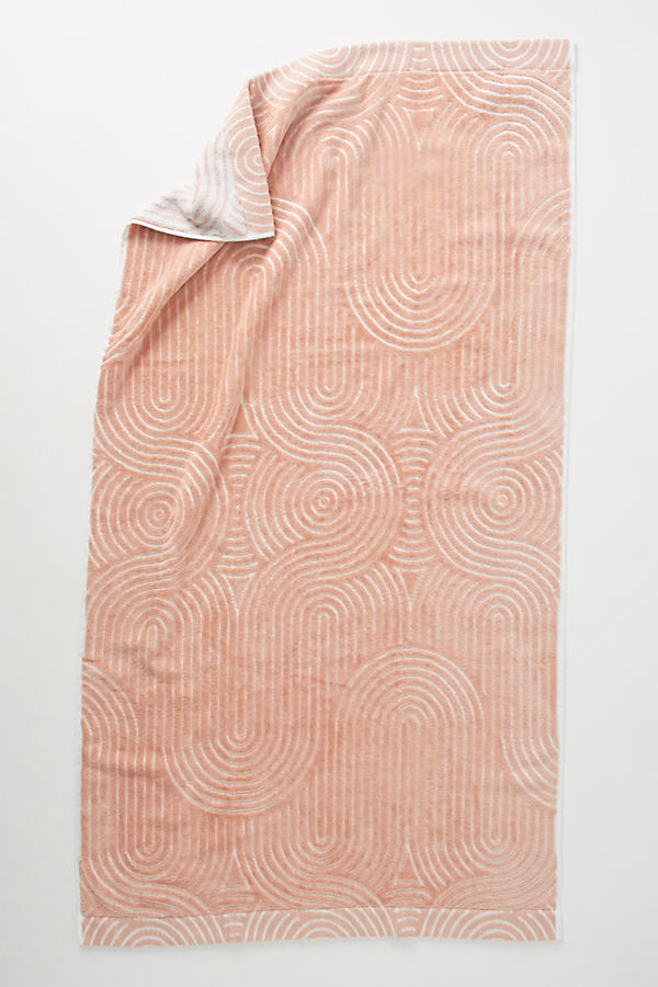 Janni Velour Bath Towel Collection