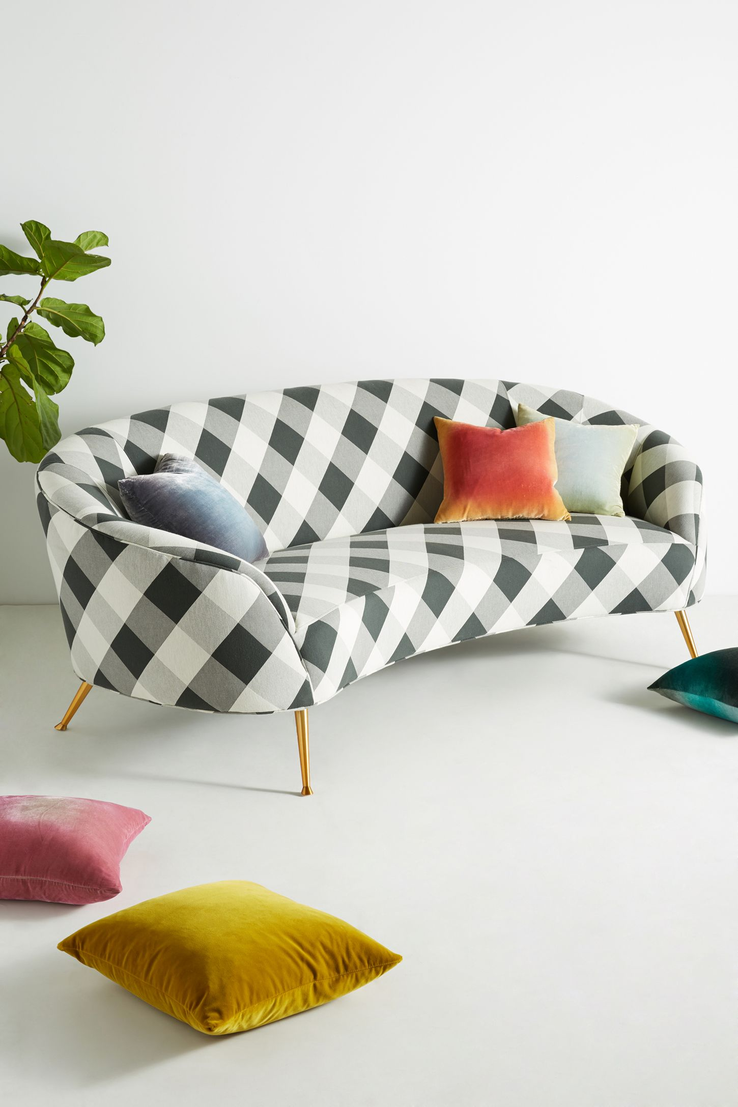 Black - Couches, Sofas & Loveseats | Anthropologie