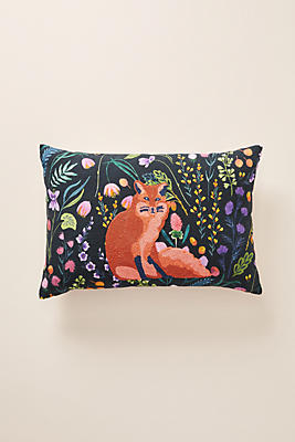 Ollie Cushion by Anthropologie