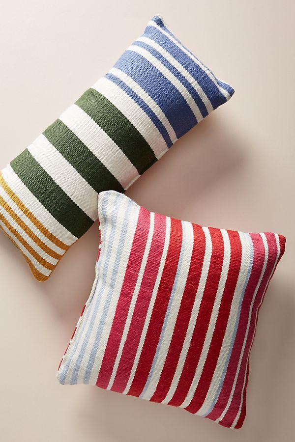Slide View: 1: Keana Indoor/Outdoor Pillow