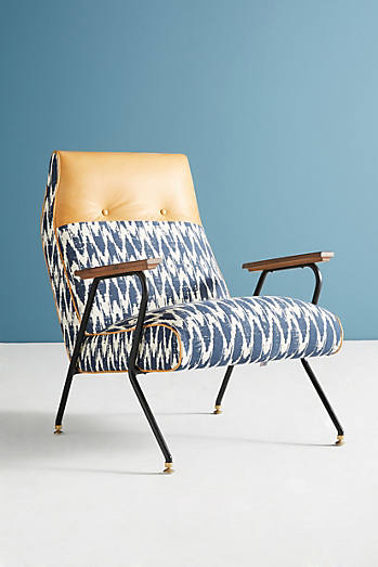 Ikat Quentin Chair