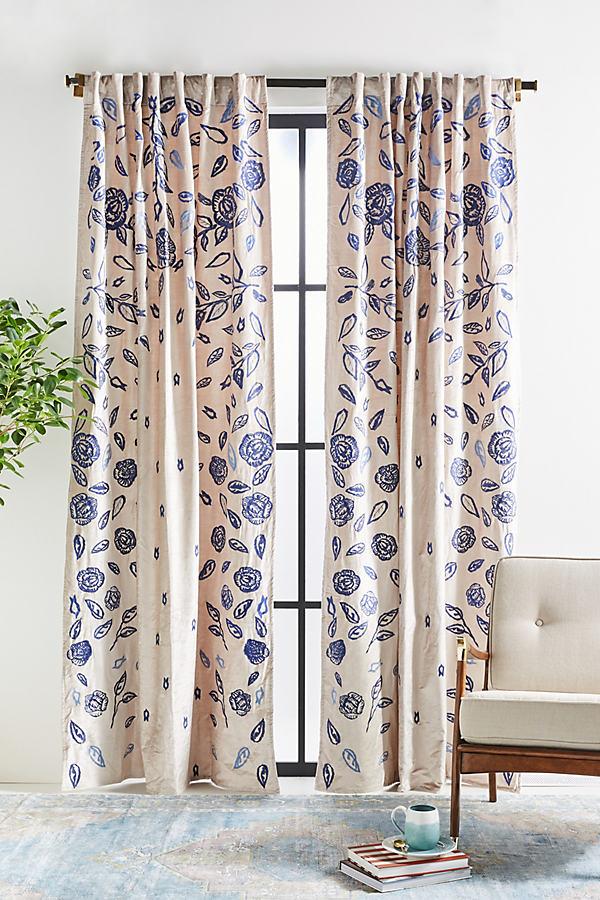 "Jemima Curtain - Assorted, Size 108"""