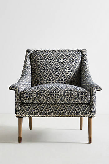 Tiled Tillie Chair