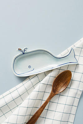 Slide View: 1: Balena Spoon Rest
