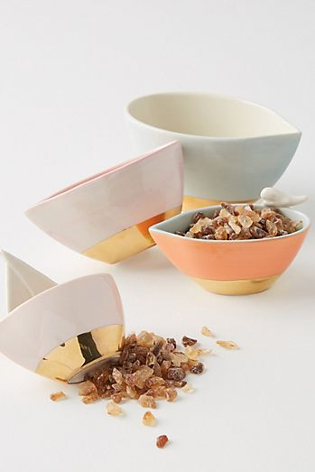 Tinsley Measuring Cups, Set of 4