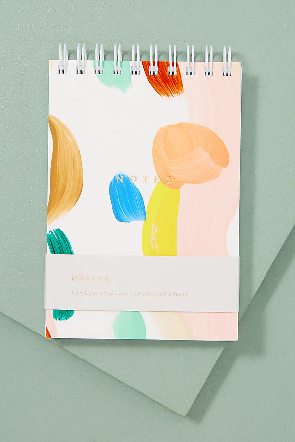 Colour Party Mini Notebook - White