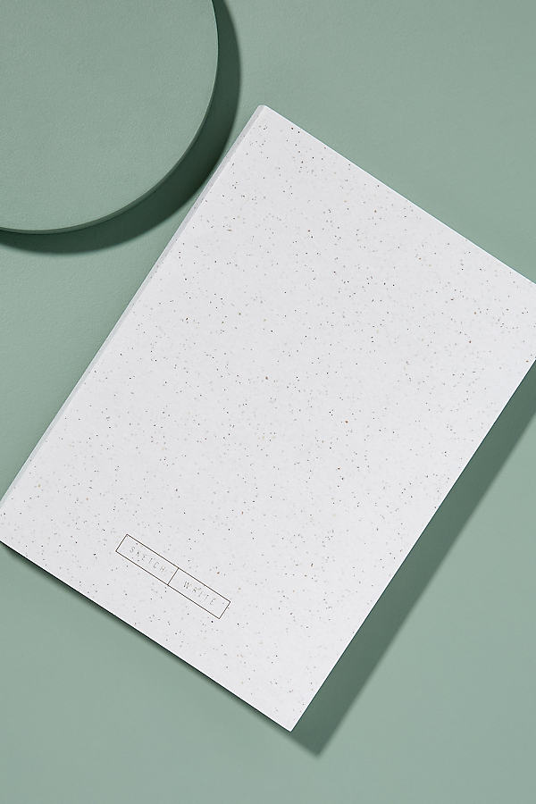 Wiro-Bound Notebook - White
