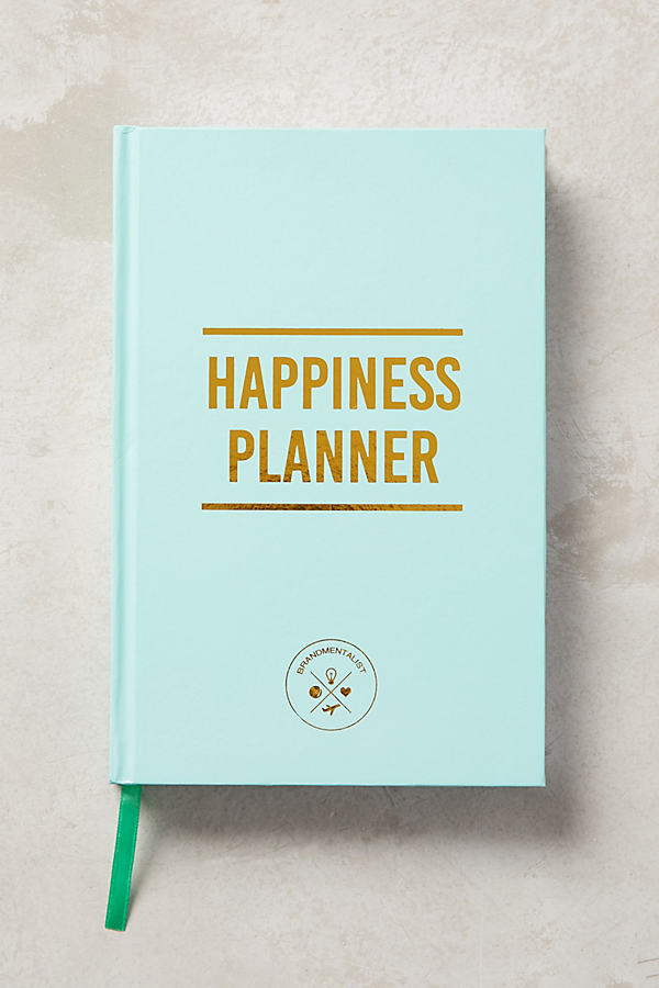 The Happiness Planner - Blue