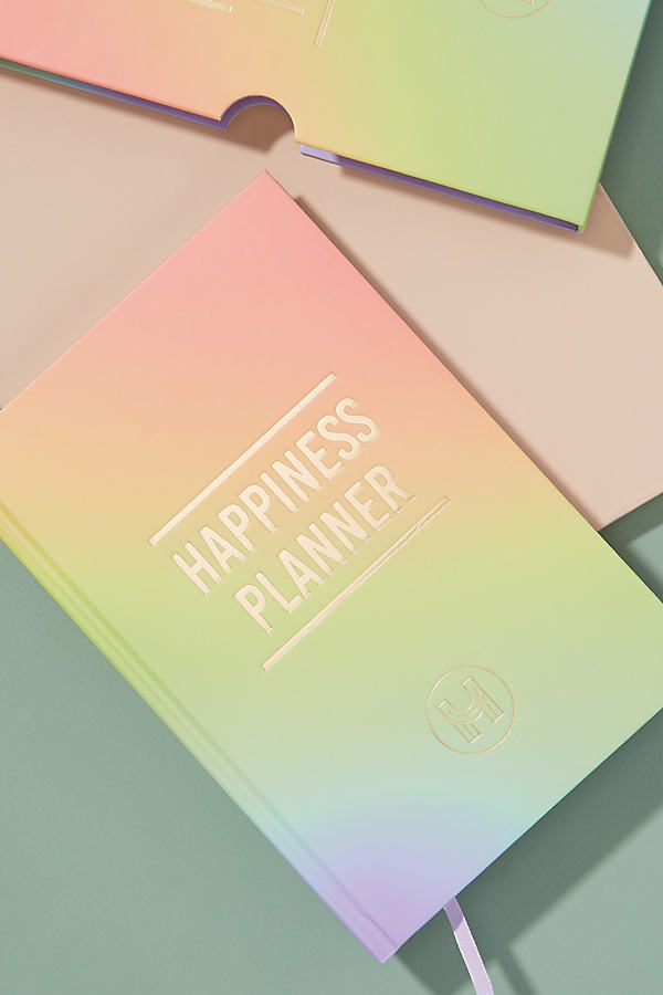The Happiness Planner - A/s
