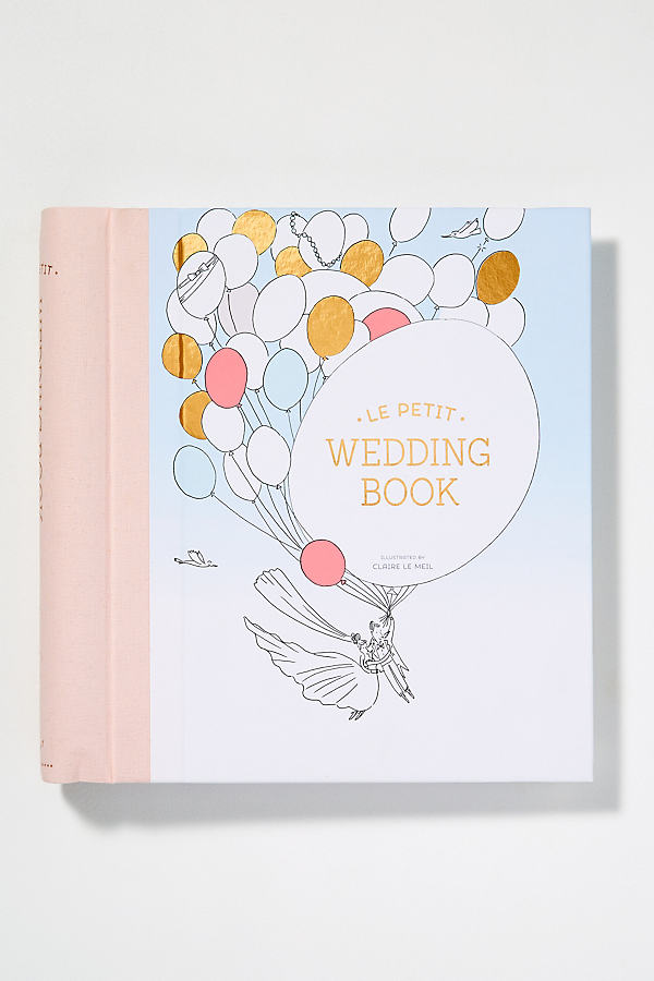 Le Petit Wedding Book - Blue