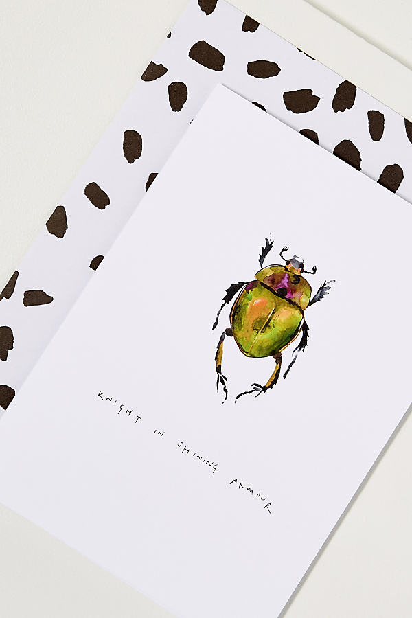 Printed Valentine´s Day Card - Assorted