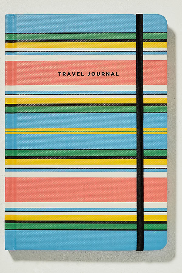 Vintage Dream Travel Journal - A/s