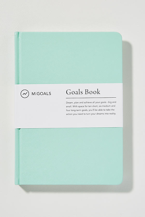 Goals Journal - Mint