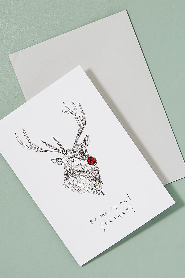 Party Christmas Card - Assorted