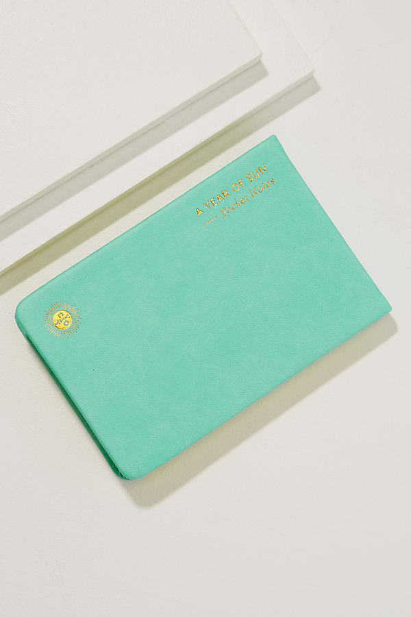 Year Of Sun Notebook - Mint