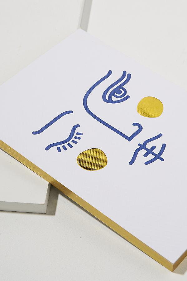 Janus Notebook - White