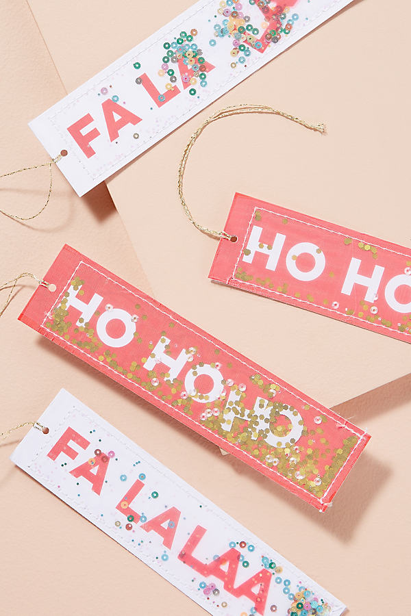 Christmas Gift Tags - Green