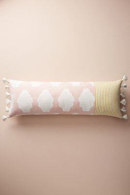 Tasseled Mackenzie Pillow by Anthropologie