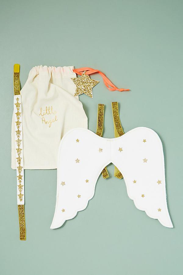 Angel Dress Up Set - Gold