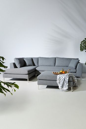 Edlyn outdoor chaise sectional