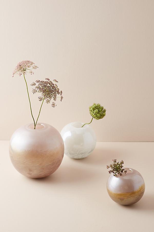 Hannah Vase - Pink, Size L
