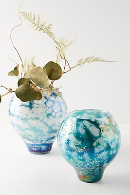 Slide View: 3: Snowstorm Vase