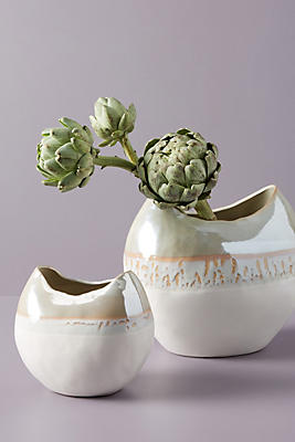 Slide View: 5: Cresent Moon Vase