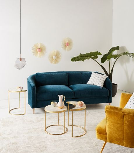 nice cheap living room furniture.  New Home and Furniture D cor for Spring Anthropologie
