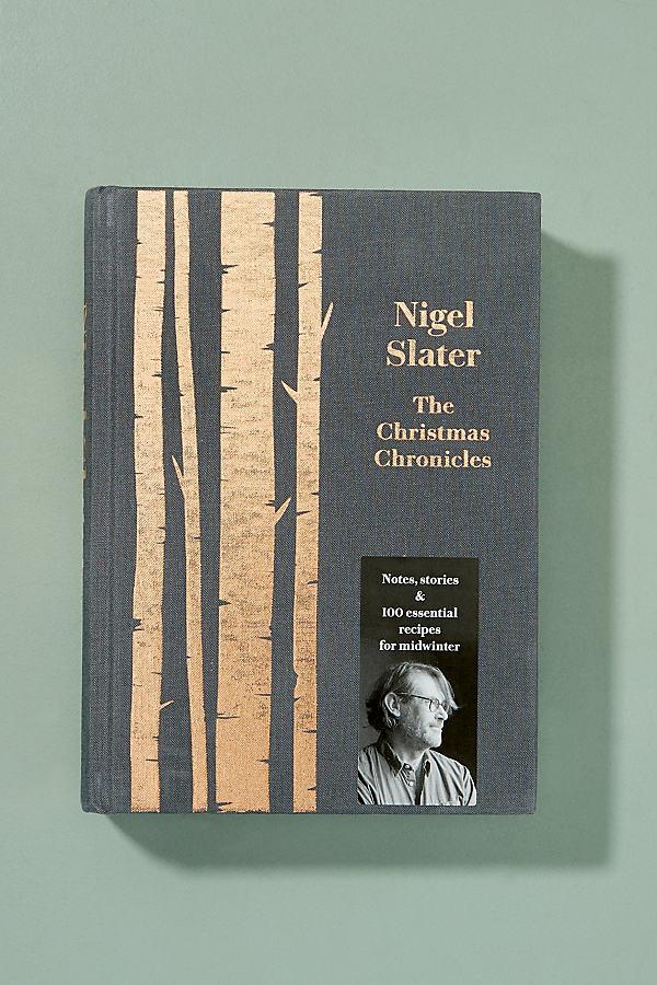 The Christmas Chronicle - Grey Motif