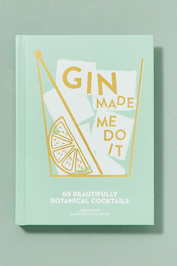 Gin Made Me Do It - Mint